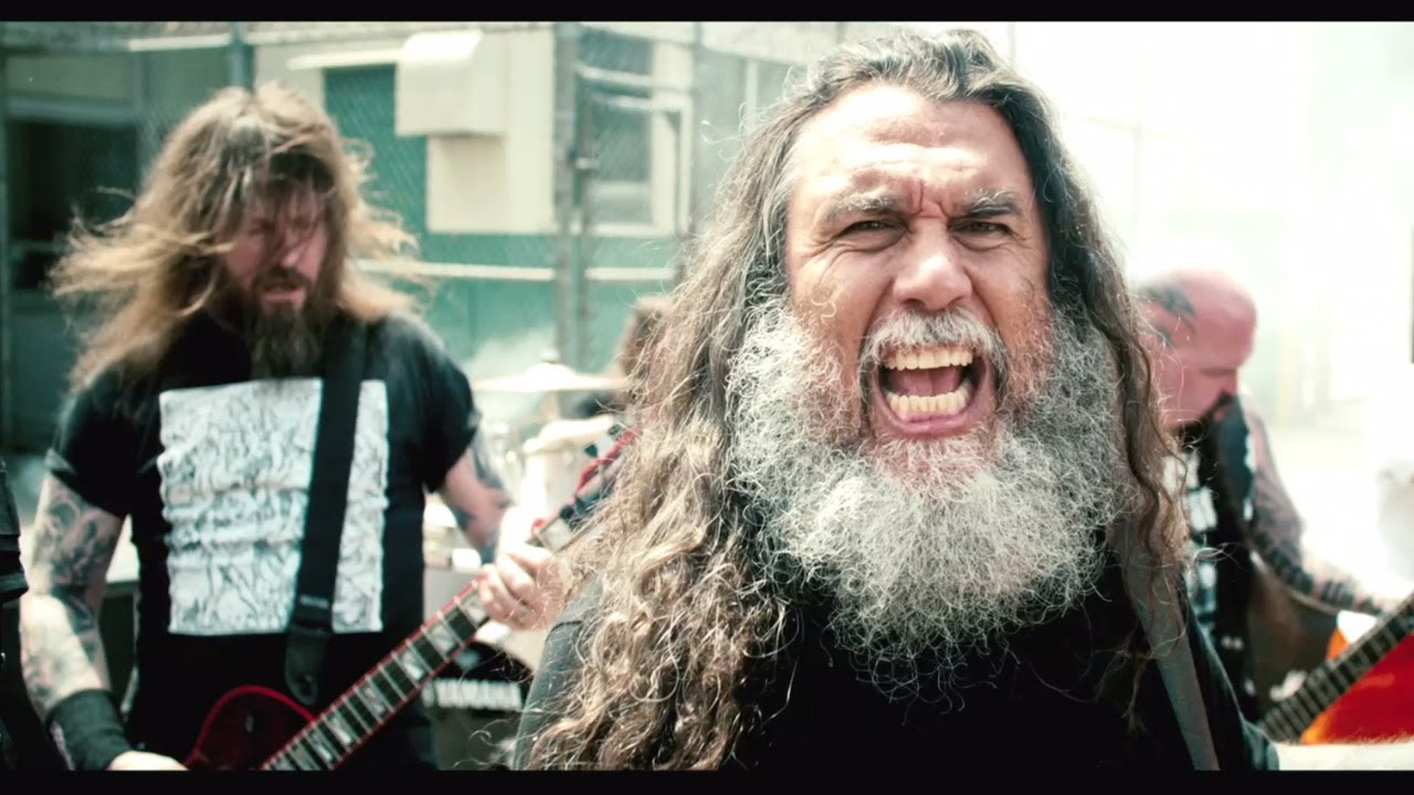 Novo clipe insano do Slayer – Repentless