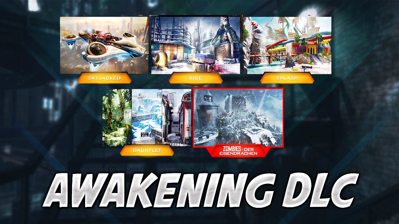 Awakening – O primeiro DLC de Call of Duty: Black Ops 3