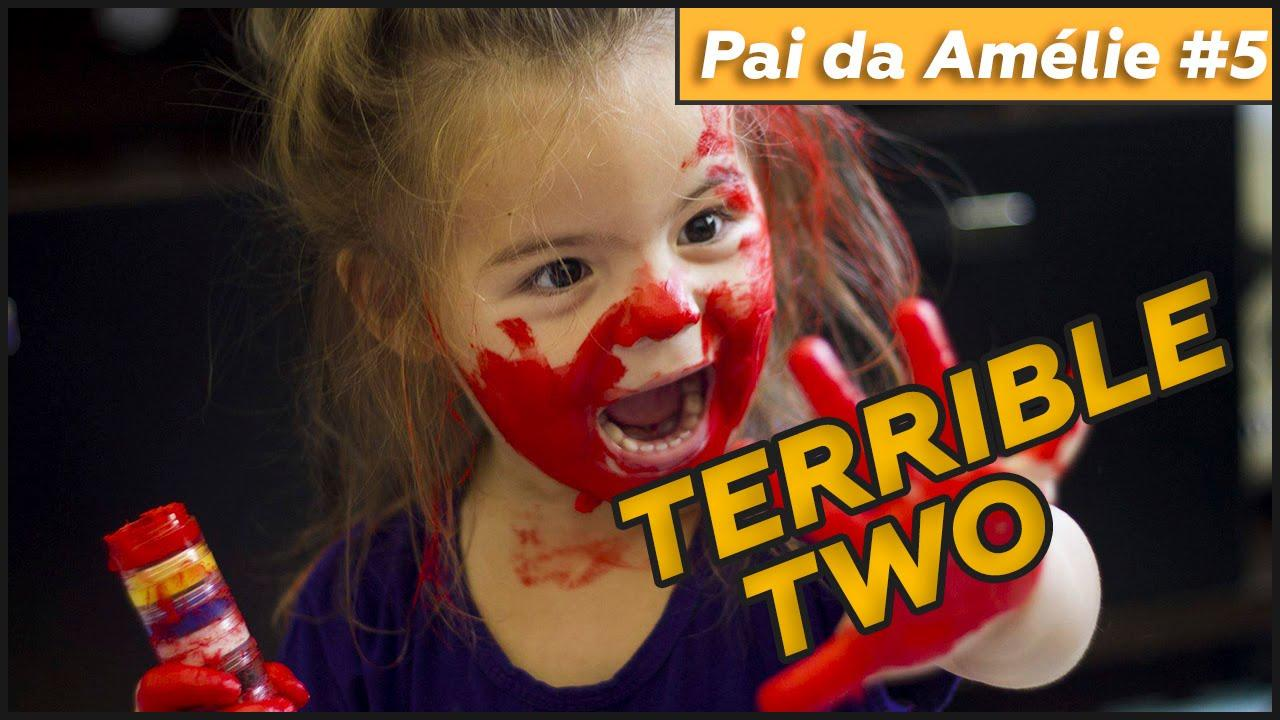 Pai da Amélie #5 – Terrible Two